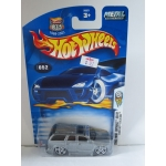 Hot Wheels 1:64 Cadillac Escalade silver HW2003