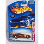 Hot Wheels 1:64 Callaway C7 brown HW2003