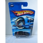 Hot Wheels 1:64 Camaro 1967 black HW2006