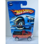 Hot Wheels 1:64 Ford F-150 dark orange HW2006