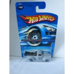 Hot Wheels 1:64 Ford Truck 1940 flat gray HW2006