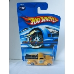 Hot Wheels 1:64 Ford Truck 1940 flat yellow HW2006
