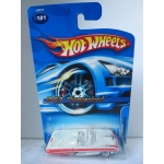 Hot Wheels 1:64 Thunderbird 1963 white HW2006