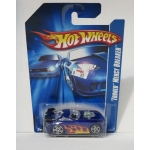 Hot Wheels 1:64 Tooned Mercy Breaker dark blue HW2006
