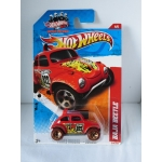 Hot Wheels 1:64 Baja Beetle red HW2011