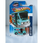 Hot Wheels 1:64 Bread Box blue HW2011