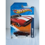 Hot Wheels 1:64 Camaro 1969 dark red HW2011