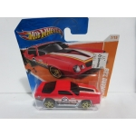 Hot Wheels 1:64 Camaro Z28 red HW2011