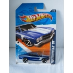 Hot Wheels 1:64 Chevelle SS 1970 blue HW2011
