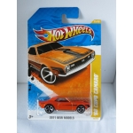 Hot Wheels 1:64 Copo Camaro 1968 orange HW2011