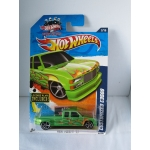 Hot Wheels 1:64 Customized C3500 green HW2011