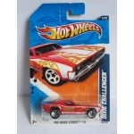 Hot Wheels 1:64 Dixie Challenger red HW2011