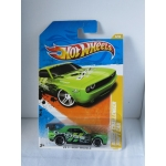 Hot Wheels 1:64 Dodge Challenger Drift Car green HW2011