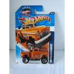 Hot Wheels 1:64 Flashsider 1956 orange HW2011