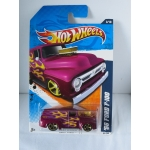 Hot Wheels 1:64 Ford F-100 1956 violet HW2011