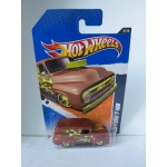 Hot Wheels 1:64 Ford F-150 brown HW2011