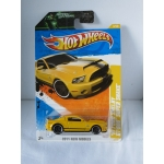 Hot Wheels 1:64 Ford Shelby GT-500 Super Snake 2010 yellow HW2011