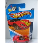 Hoit Wheels 1:64 Ford GTX1 red HW2012
