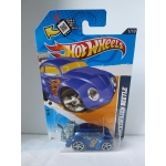 Hoit Wheels 1:64 Volkswagen Beetle blue HW2012