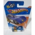 Hot Wheels 1:64 Motoblade blue yellow HW2012