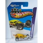 Hot Wheels 1:64 Surf Crate yellow HW2013