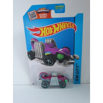 Hot Wheels 1:64 Evil Weevil purple HW2015