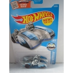 Hot Wheels 1:64 Side Ripper silver HW2016