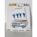 Hot Wheels 1:64 Pop Culture Beatles - Custom GMC Panel Van