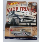 Hot Wheels 1:64 Shop Trucks - Custom Chevy Pickup 1962