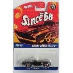 Hot Wheels 1:64 40th Anniversary Since 68 - Shelby Cobra 427 SC