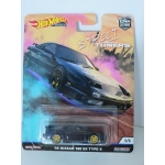 Hot Wheels 1:64 Street Tuners  - Nissan 180 SX Type X 1996