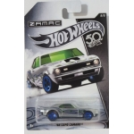 Hot Wheels 1:64 Zamac 50th - Copo Camaro 1968