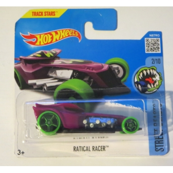 Hot Wheels 1:64 Ratical Racer HW2016