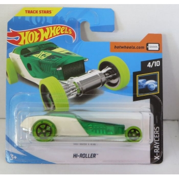 Hot Wheels 1:64 Hi-Roller green HW2018
