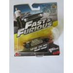 Hot Wheels 1:55 Fast & Furious - Flip Car