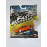 Hot Wheels 1:55 Fast & Furious - Plymouth Road Runner 1970