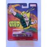 Hot Wheels 1:64 Iron Fist - El Camino 1980