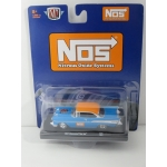 M2 Machines 1:64 Chevrolet Bel Air 1957 NOS