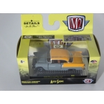 M2 Machines 1:64 Chevrolet Bel Air 1955 grey orange