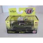 M2 Machines 1:64 Chrysler 300C 1957 green