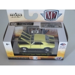 "M2 Machines 1:64 Chevrolet Camaro ""Panther"" Z/28 RS 1967 yellow"