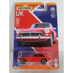 Matchbox 1:64 Best of UK - MGB GT Coupe 1971