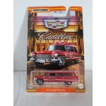 Matchbox 1:64 Cadillac Series - Cadillac Ambulance 1963