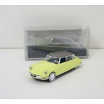 Norev 1:87 Citroen DS 19 1958 jonquile yellow