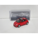 Norev 1:87 Fiat 500 2007 red