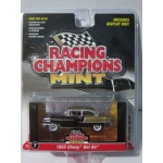 Racing Champions 1:64 Chevrolet Bel Air 1955 black gold