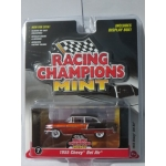 Racing Champions 1:64 Chevrolet Bel Air 1955 orange black