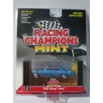 Racing Champions 1:64 Chevrolet Nova 1966 blue