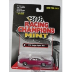 Racing Champions 1:64 Dodge Super Bee 1970 pink