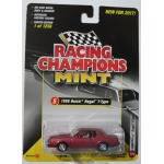 Racing Champions 1:64 Buick Regal T-Type 1986 red